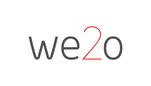 We2o Uses New Relic Solutions to Transform the Philanthropy Space Logo