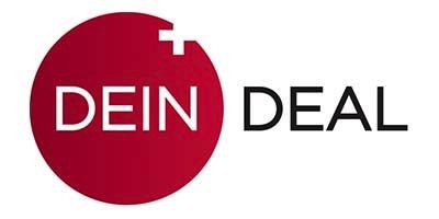 DeinDeal steht nicht nur für die besten Deals, sondern liefert auch die beste digitale Kundenerfahrung Logo